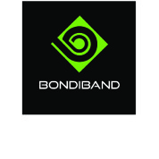 bondi band logo black 2014